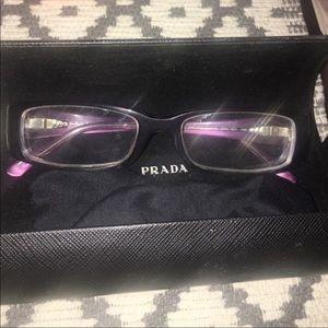 Frame for prescription glasses